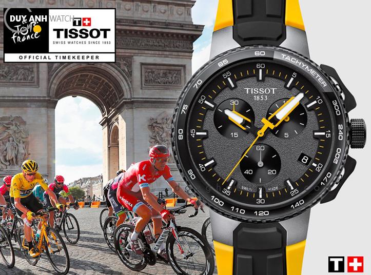 [Review - Đánh Giá] Tissot Cycling Tour de France – Áo vàng chung cuộc